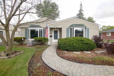 Wheeling Single Family Home New: 694 Linda Terrace