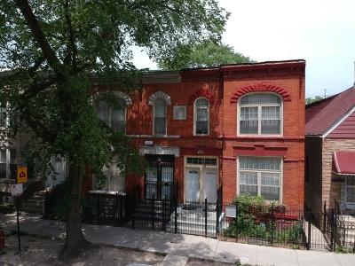 Chicago Multi Family Home New: 2928 West Polk Street