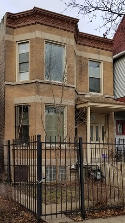 Chicago Multi Family Home New: 4824 West Huron Street