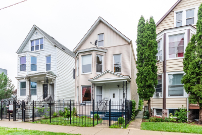 Chicago Multi Family Home New: 2702 North Ridgeway Avenue