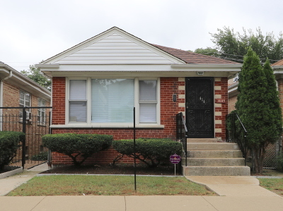 Chicago Single Family Home New: 4145 West Crystal Street