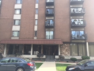 Chicago Condo/Townhouse New: 8359 West Addison Street #204