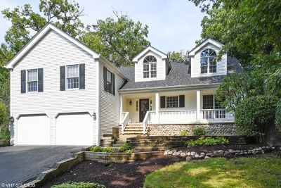 Barrington Single Family Home For Sale: 480 West Westwood Drive