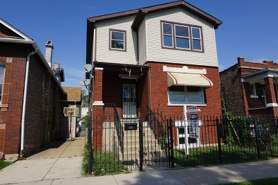 Cicero Single Family Home New: 5716 West 24th Street
