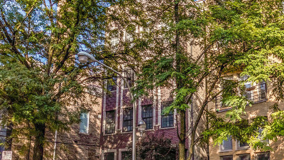 Chicago Condo/Townhouse New: 1543 North Hudson Avenue #2