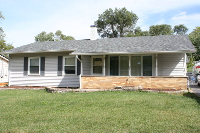 Lockport Single Family Home New: 104 Dundee Drive