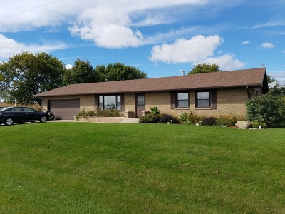 Ogle County Single Family Home For Sale: 12574 East Hemstock Road