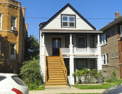 Chicago Multi Family Home New: 5128 West Henderson Street