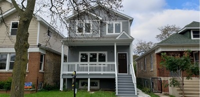 Chicago Single Family Home New: 5144 North Tripp Avenue