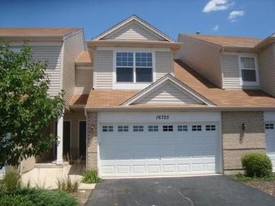 Plainfield Condo/Townhouse New: 16725 Hazelwood Drive