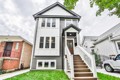 Single Family Home For Sale: 3829 West Eddy Street
