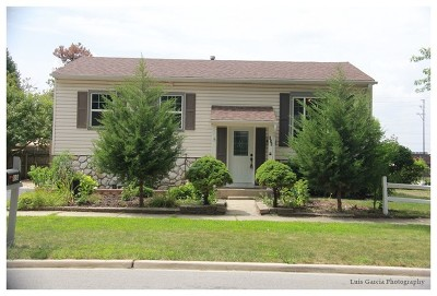 Du Page County Single Family Home New: 514 Parkside Avenue