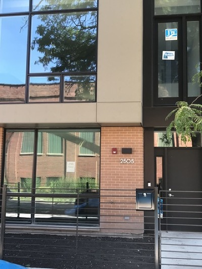 Chicago Condo/Townhouse New: 2505 West Homer Street