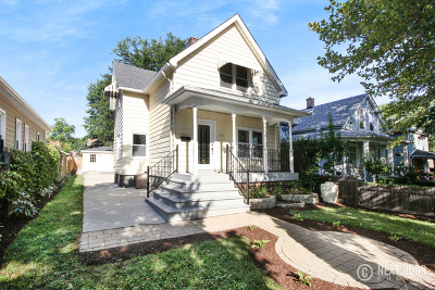 Joliet Single Family Home New: 917 Elizabeth Street