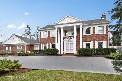 Barrington Hills Single Family Home For Sale: 429 Caesar Drive