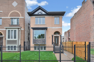 Chicago IL Single Family Home New: $441,906