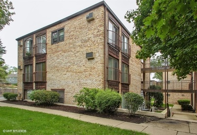 Northbrook Condo/Townhouse For Sale: 1960 Cherry Lane #301
