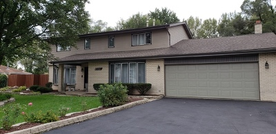 Palos Hills Single Family Home For Sale: 7545 West 105th Street