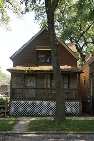 Chicago IL Single Family Home New: $65,000