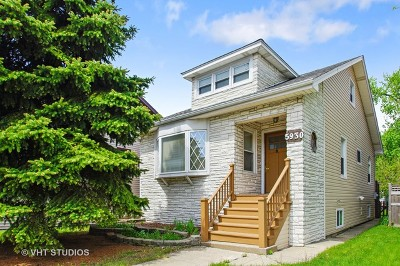 Chicago IL Single Family Home New: $339,999
