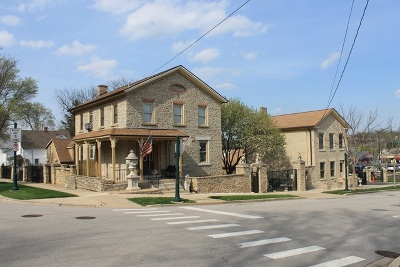 St. Charles Commercial For Sale: 316 West Cedar Street