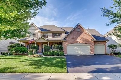 Naperville Single Family Home New: 3816 Sunburst Lane