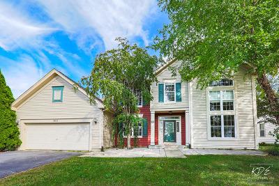 Aurora Single Family Home New: 912 Teasel Lane