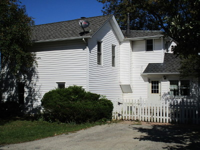 Harvard Single Family Home For Sale: 19882 McGuire Road