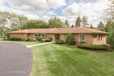 Northbrook Single Family Home For Sale: 3015 Floral Drive