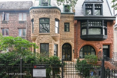 Chicago IL Single Family Home New: $5,400,000