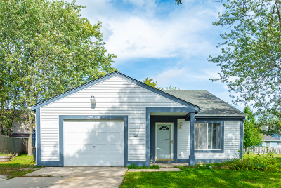 Warrenville Single Family Home Price Change: 29w796 Hurlingham Court