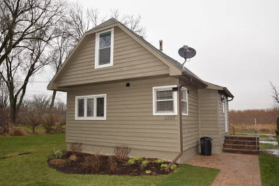 Spring Grove Single Family Home For Sale: 1327 Nippersink Drive