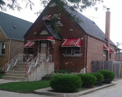 Single Family Home New: 2815 North Mont Clare Avenue