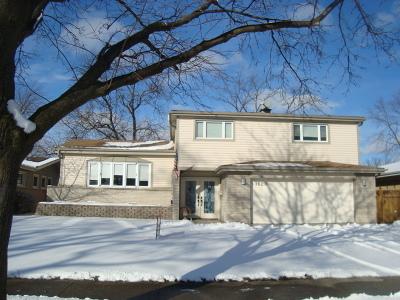 Single Family Home New: 1620 Walnut Street