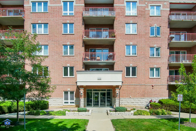 Condo/Townhouse New: 1378 Perry Street #505