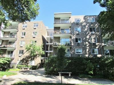 Condo/Townhouse New: 250 Ridge Avenue #2H