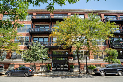 Chicago Condo/Townhouse New: 1040 West Adams Street #462