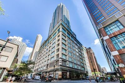 Chicago Condo/Townhouse New: 100 East Huron Street #2905