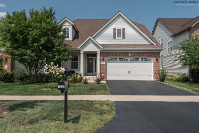 Aurora Single Family Home For Sale: 1261 Everwood Lane