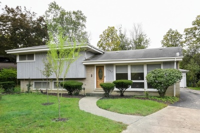 Highland Park Single Family Home For Sale: 1782 Winthrop Road