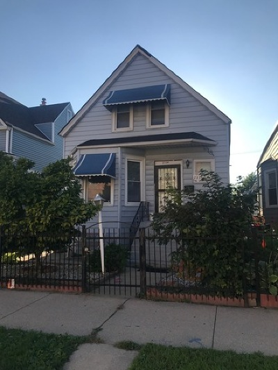 Chicago Single Family Home New: 2334 North Keystone Avenue