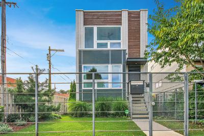 Chicago Single Family Home New: 3614 North California Avenue