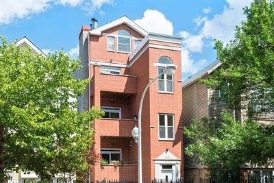 Chicago Condo/Townhouse New: 2649 North Southport Avenue #1