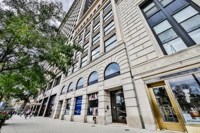 Condo/Townhouse For Sale: 318 South Michigan Avenue #400
