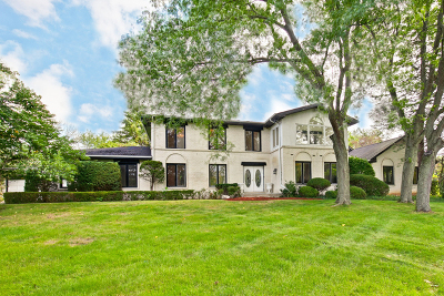 Lake Forest Single Family Home New: 1901 Surrey Lane