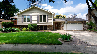Naperville Single Family Home New: 23w364 Woodcrest Court West