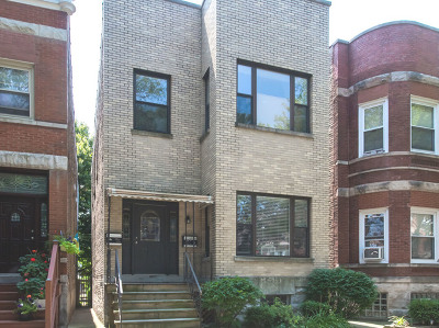 Chicago Multi Family Home New: 2425 West Superior Street
