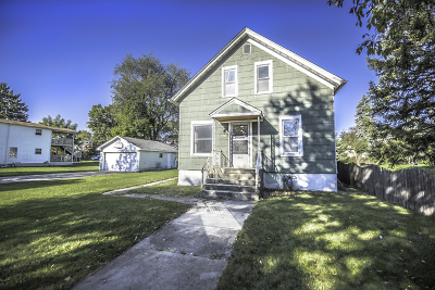 Joliet Single Family Home New: 1109 Vine Street