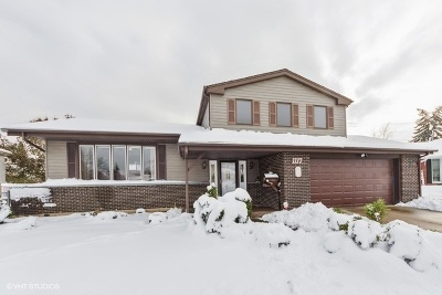 Arlington Heights IL Single Family Home New: $375,000