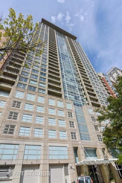 Chicago Condo/Townhouse New: 250 East Pearson Street #1604